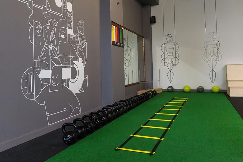 The Camp 10 Γυμναστήριο - Καλαμάτα - Ζευς - Fitness center - Υπηρεσίες