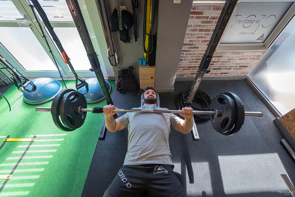 The Camp 10 Γυμναστήριο - Καλαμάτα - Fitness - BJJ MMA - Photo gallery 21