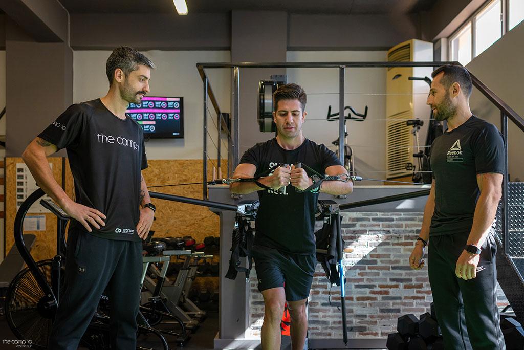 The Camp 10 Γυμναστήριο - Καλαμάτα - Fitness - BJJ MMA - Photo gallery 13