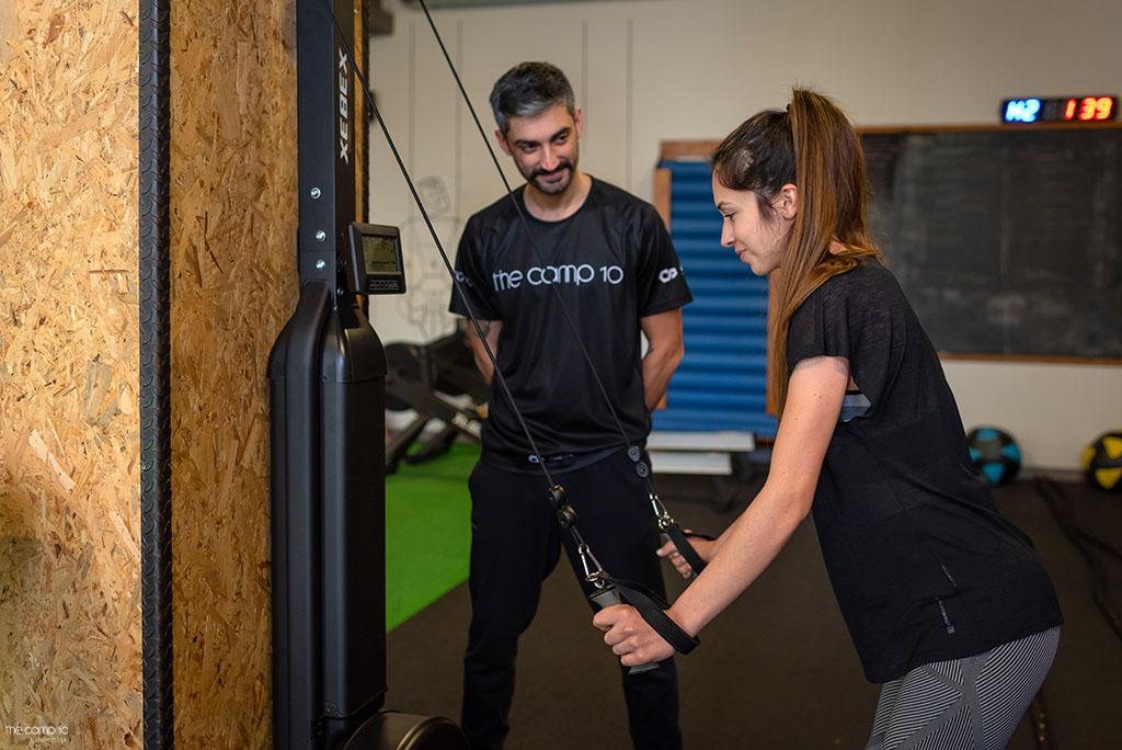 The Camp 10 Γυμναστήριο - Καλαμάτα - Fitness - BJJ MMA - Photo gallery 16