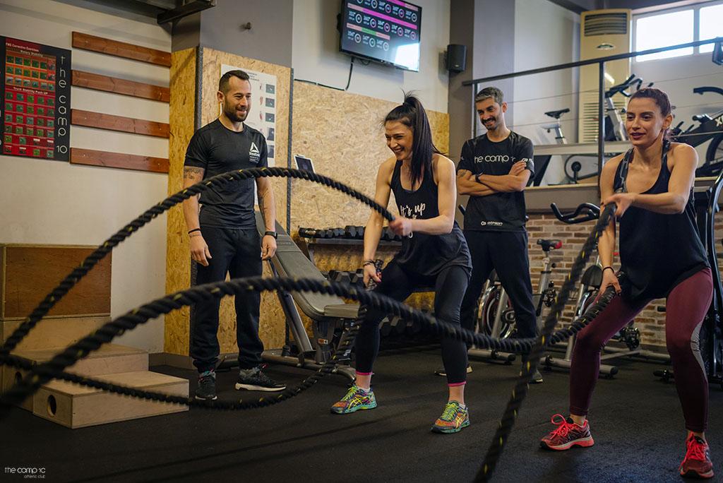 The Camp 10 Γυμναστήριο - Καλαμάτα - Fitness - BJJ MMA - Photo gallery 17