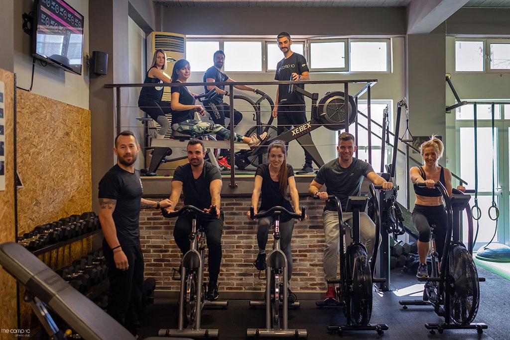 The Camp 10 Γυμναστήριο - Καλαμάτα - Fitness - BJJ MMA - Photo gallery 20