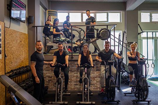 The Camp 10 - Γυμναστήριο Καλαμάτα - Fitness - MMA BJJ - Υπηρεσίες 3