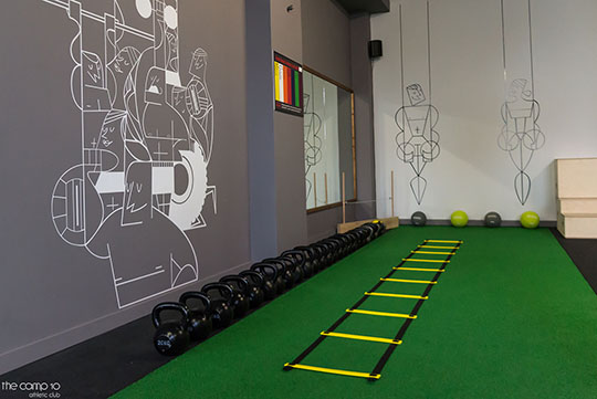 The Camp 10 - Γυμναστήριο Καλαμάτα - Fitness - MMA BJJ - Υπηρεσίες