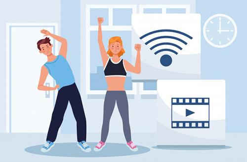 Online fitness - On demand Workouts - Γυμναστήριο Καλαμάτα - The camp10